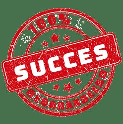 succes gegarandeerd