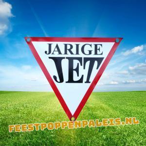 Banner Jarige Jet