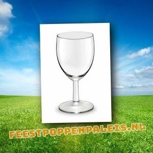 wijnglas 20 cl.