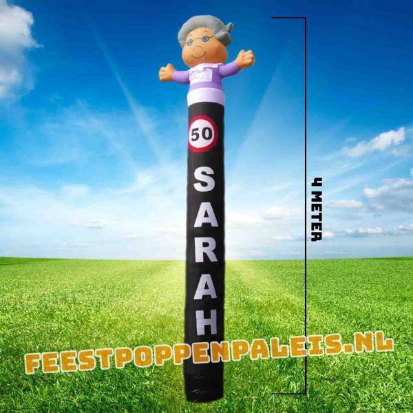 Sarah skytube - 4 meter