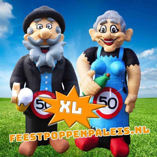 Echtpaar Proost XL - 25 jaar getrouwd, 40 jaar getrouwd - 50 jaar getrouwd