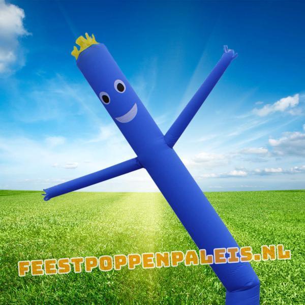 Skydancer skytube blauw 6 meter
