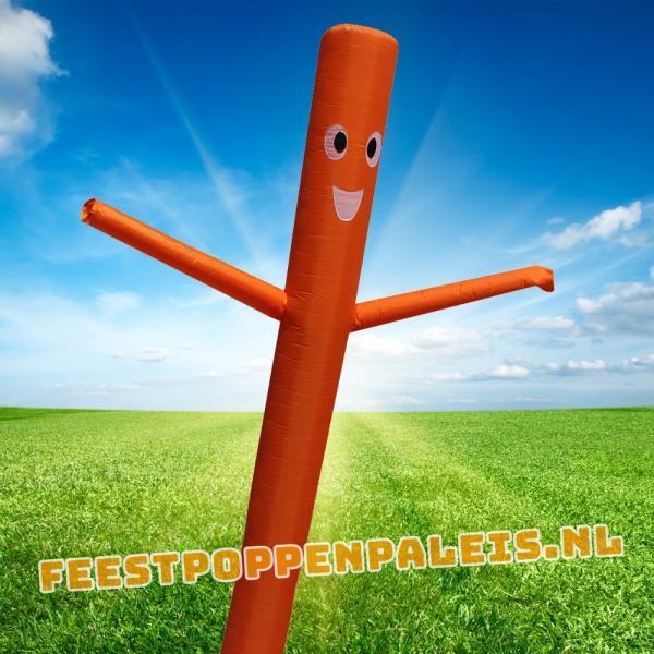 Oranje skydancer - 6 meter